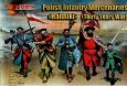 Polish Infantry Mercenaries, 30-Years War